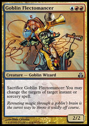 Goblin Flectomancer MTG MAGIC GP Ita 2x Flettomante Goblin