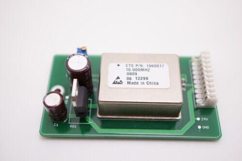 Fluke//PHILIPS PM66XX Oven Oscillator VeryHigh Stability Time Base Option CNT-81