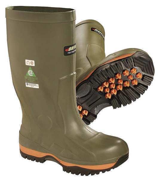 BAFFIN 51570000 Pac Stiefel,Composite Toe,PU,15In,11,PR