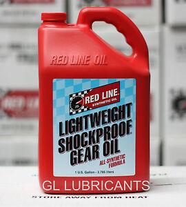 Redline-Lightweight-Shockproof-Gear-Oil-1-Gallon-3-785-Liter-RED58405