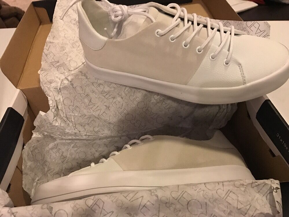 Creative Recreation Women's Carda White Suede Suede Suede Fashion Sneakers shoes 7.5 e3aa07