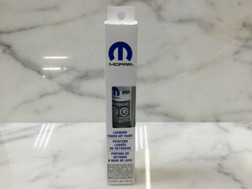 Mopar Touch-Up Paint Pen and Brush 6102963AA Destroyer Gray PDN