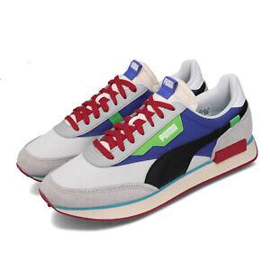 Puma-Future-Rider-Ride-On-White-Blue-Green-Red-Black-Men-Women-Unisex-372838-01