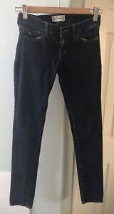 a61114655 Abercrombie Kids Girls Size 14 Slim Skinny Jeans Medium/dark Wash ...