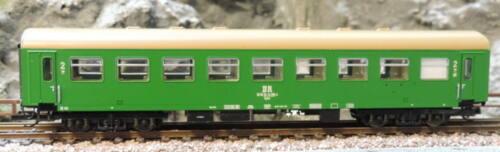 Tillig 16627 Reisezugwagen 2 Klasse Bghw der DR Epoche IV Neu in OVP