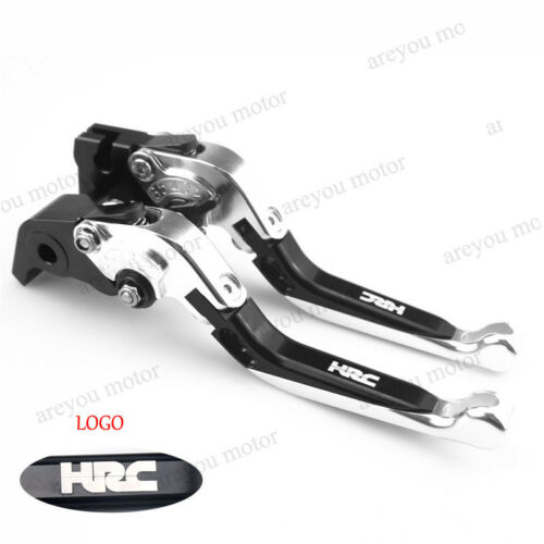 Motorcycle Parts Modifiable Clutch Brake Levers Set For HRC CBR600RR 2003-2006