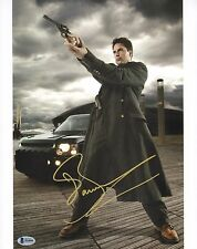 John Barrowman Signed 11x14 Photo BAS Beckett COA Doctor Who Torchwood Picture 1