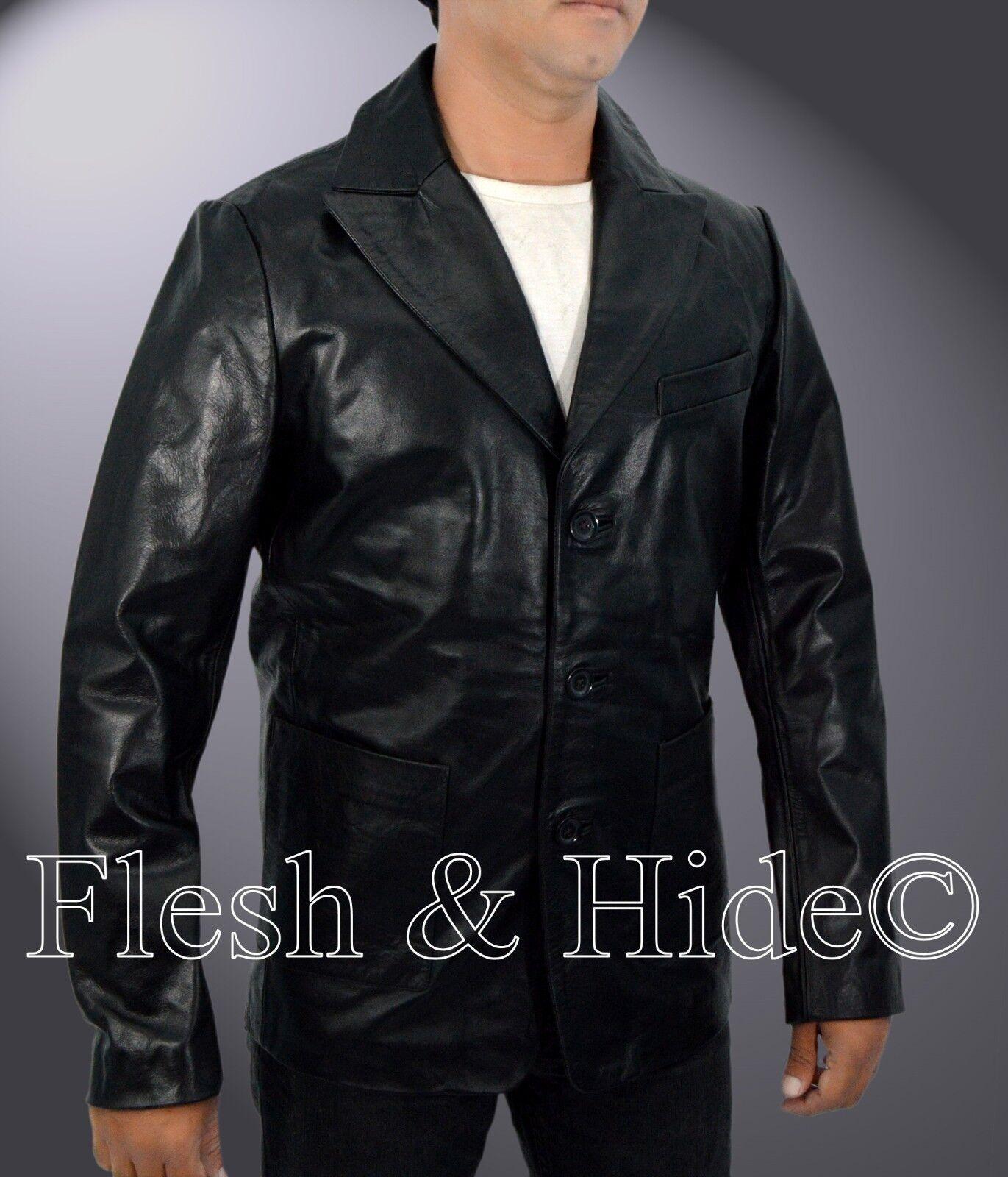 Adrien Brody Scott Niedrigry Third Person Three Button Blazer