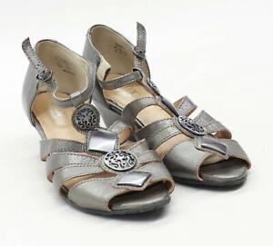 Hotter-Womens-UK-Size-4-Brown-Sandals