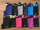 Nike Pro Core Compression Shorts Essential Spandex 5 Inch Length Yoga NWT