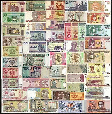 Guinea Banknotes Country Flag Collections 100/% REAL PAPER MONEY Uncirculated 1
