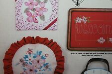 DOGWOODS cross stitch leaflet Designs by Veva