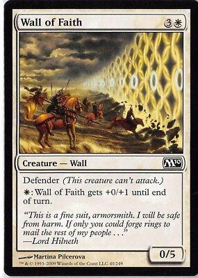 Wall of Bone *PLAYSET* Magic MtG x4 M10 SP