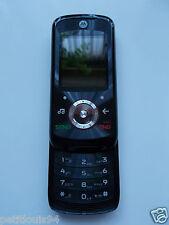 GSM Black Portable Mobile Slider Phone Motorola EM326G Noir