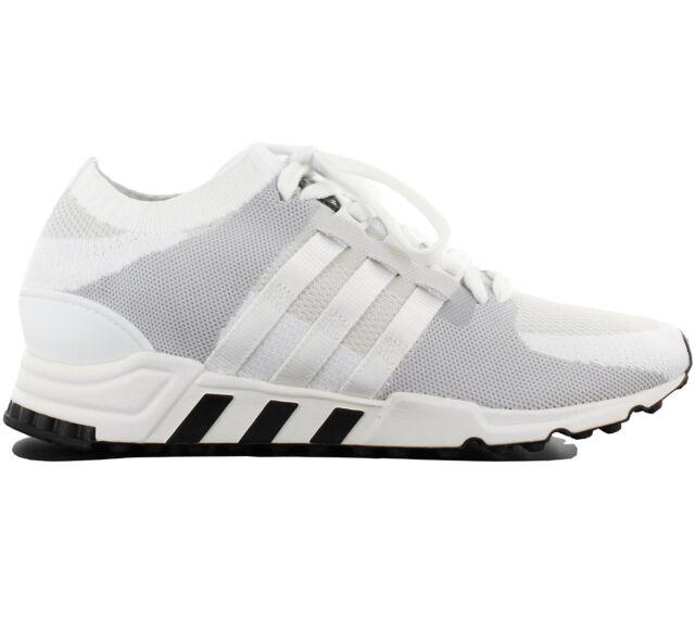 huge discount 2fc30 1887b Adidas Equipment Eqt Support RF Pk Primeknit Sneaker Boots White BA7507 New