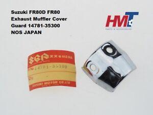BRAND NEW SUZUKI FR80 FR 80 EXHAUST MUFFLER