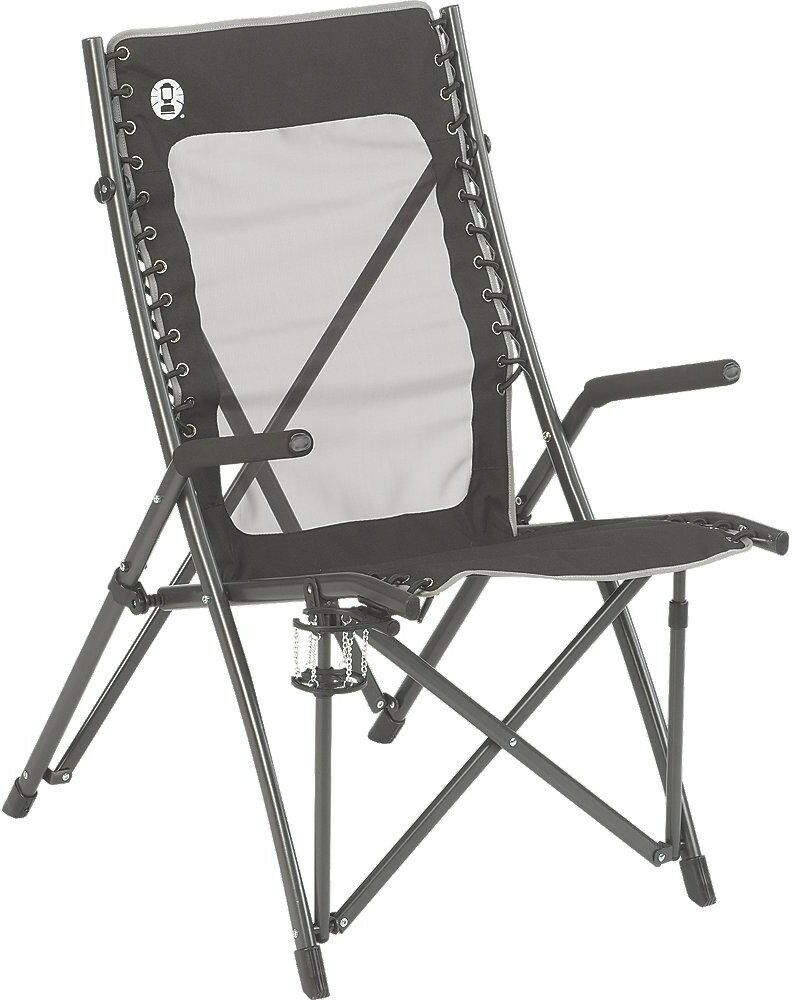 Chair Outdoor  Patio Chairs Suspension Folding Sports Lounge Camping Coleman  online retailers