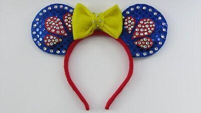 Blanche Neige Inspiré Minnie Mouse Oreilles.
