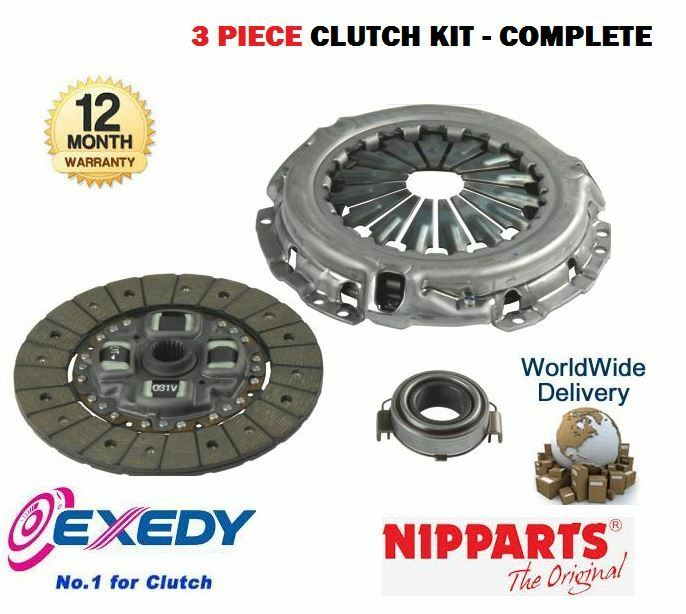 For Toyota Carina E 1.6i 1.8i 1992-1997  3 Piece Clutch Kit Complete  sale outlet
