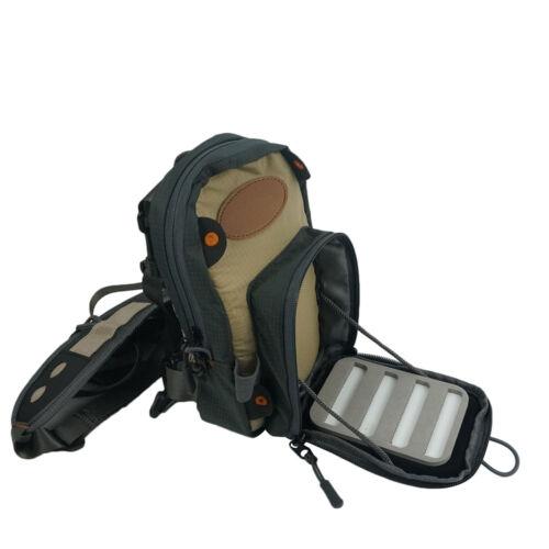 Aventik Fly Fishing Chest Bag Ultra Light Multiple Pockets Chest fishing bag