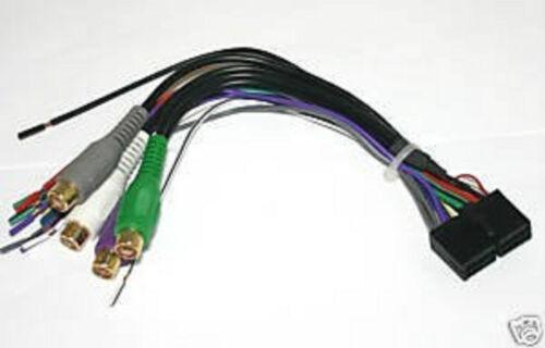 JENSEN WIRE HARNESS VX4022 VX4025 VX3012 VX7012 VX7022 VX7022C VX3010