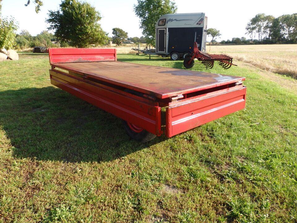 3 tons vogn til traktor