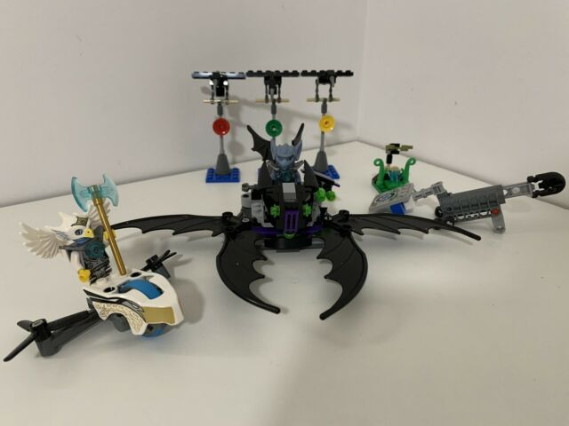 Lego Chima #70101 And # 70128
