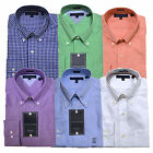 Tommy Hilfiger Mens Dress Shirt Regular Fit Buttondown Solid Striped Classic New