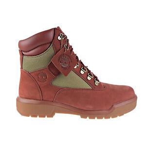 Field Boots Rust Nubuck TB0A23Z9