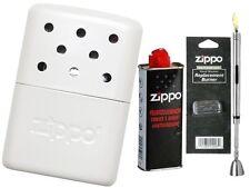 ☆ Zippo ® MINI Handwärmer Weiss | Taschenofen | Handwarmer & Zubehör Set ☆