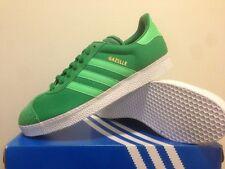 Adidas Gazelle  2  Mens  M ( green ) size 9  NIB