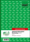 Sigel Kombinationsbuch SD017 DIN A5 hoch Inh.2x40 Blatt