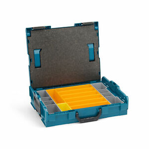 Werkzeugkoffer-L-Boxx-102-limited-edition-makita-style-inkl-Insetboxenset-F3