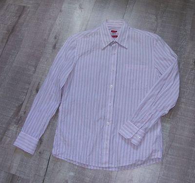 Wneu*hemd*marke Esprit*gr. L/41*sportlich-elegant*weiß-rose SchüTtelfrost Und Schmerzen