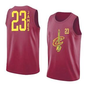 size 40 bf497 3260c Details about Wholesale Lot 20 Shirts Lebron James Cleveland Cavaliers  Youth & Kids Tank Top