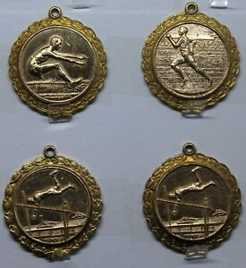 3-Track-amp-Field-Medals-Collectors