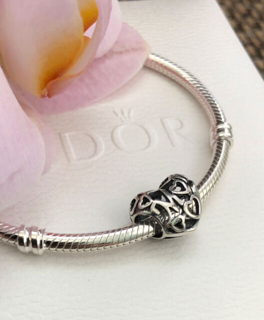 Pandora Motherly Love Mom Charm Bracelet Bead Mothers Day Gift New