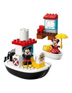 NEW LEGO Duplo Mickey's Boat 10881