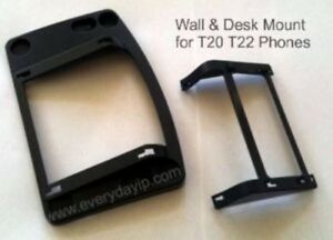 Details about Yealink T20T22-BASE Wall Desk Mount for IP Phone T20 T21P T21  T21P T22 T23P T23G