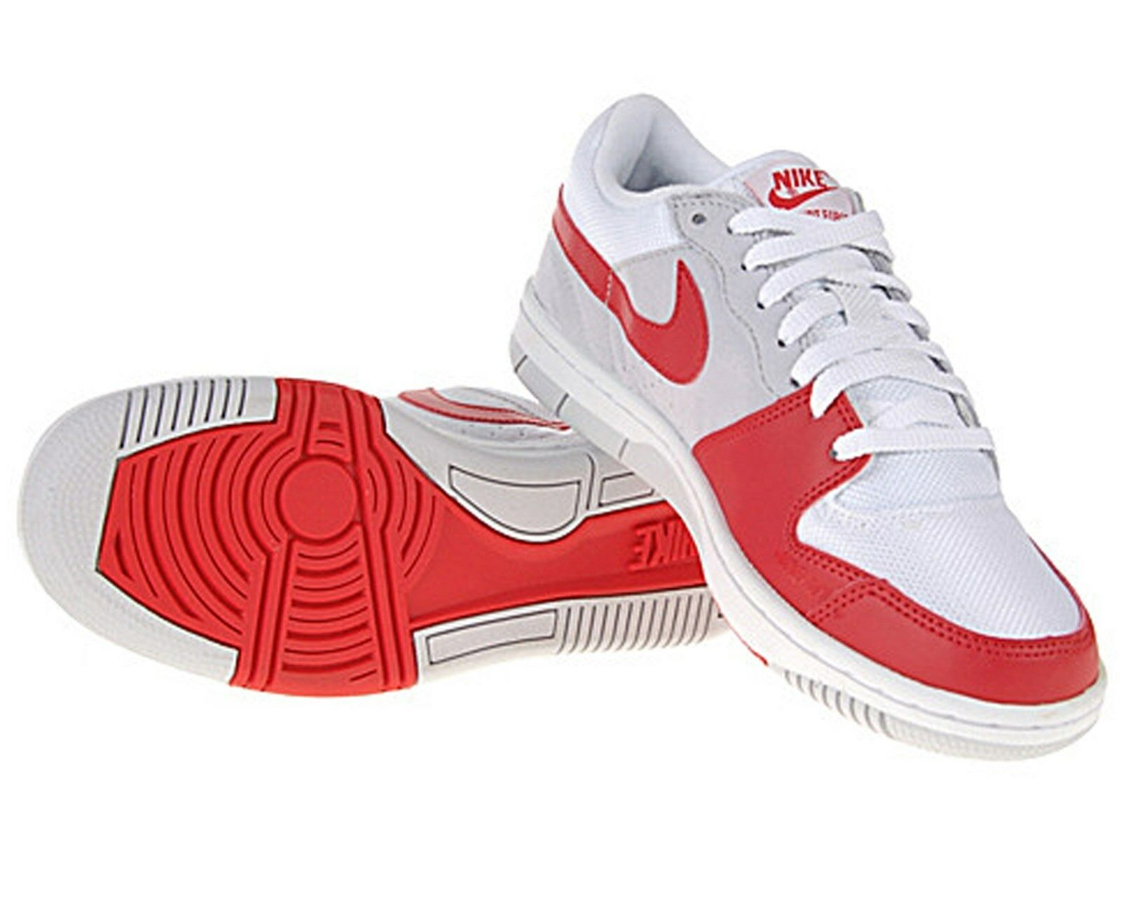 NEW NIKE COURT FORCE LOW BASIC SHOES SNEAKERS DEADSTOCK SIZE 8.5 US