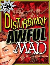 Disturbingly Awful MAD by Usual Gang of Idiots Staff (2013, Paperback)