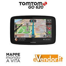 TomTom GO 620 - Nuovo GPS per auto auto 6'' - Bluetooth, Traffico, WiFi, 2016