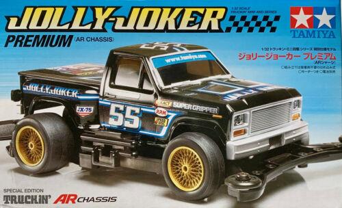 TAMIYA 95298 Mini 4WD JOLLY-JOKER Premium AR Chassis