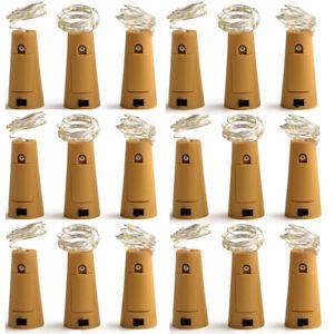 10Pcs-Wine-Bottle-Cork-Lights-Copper-Night-Party-Led-Light-Strips-Rope-Lamp-US