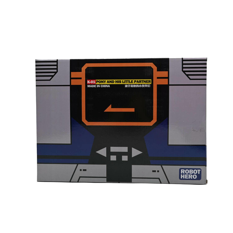 TRANSFORMERS Robot Hero k01 suonowave azione cifra NATALE REGALO