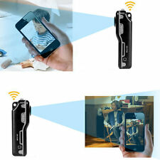 For Android iPhone PC Mini Wifi IP Wireless Surveillance Camera Remote Cam CE