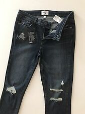 PAIGE NWT  Verdugo Ankle Mid Rise Ultra Skinny Flawless Fit Made in USA  29x28