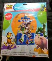 Disney Toy Story Party Decorations Birthday Party Standees + Balloon Hallmark