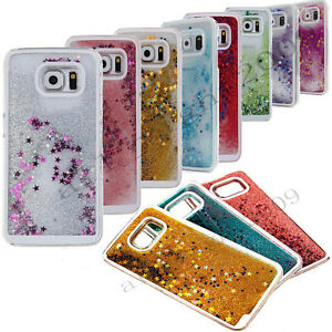 coque paillette galaxy s6