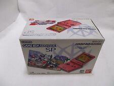 NINTENDO GAME BOY Advance SP SD Gundam G Generation Bundle Char Limited Model
